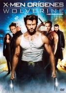 X-Men Origins: Wolverine - Argentinian Movie Cover (xs thumbnail)