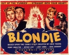Blondie - Theatrical poster (xs thumbnail)