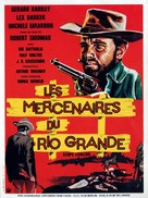 Der Schatz der Azteken - French Movie Poster (xs thumbnail)