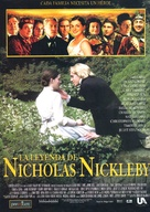 Nicholas Nickleby - Spanish Theatrical movie poster (xs thumbnail)