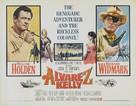 Alvarez Kelly - Movie Poster (xs thumbnail)