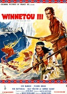 Winnetou - 3. Teil - French Movie Poster (xs thumbnail)