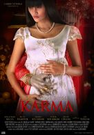 Karma - Indonesian Movie Poster (xs thumbnail)