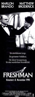 The Freshman - German Movie Poster (xs thumbnail)