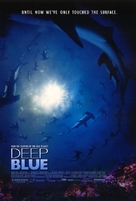 Deep Blue - Movie Poster (xs thumbnail)