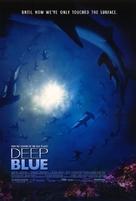 Deep Blue - Movie Poster (xs thumbnail)