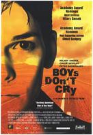 Boys Don't Cry - Movie Poster (xs thumbnail)