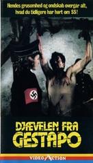 La bestia in calore - Swedish VHS cover (xs thumbnail)
