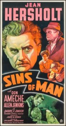 Sins of Man - Movie Poster (xs thumbnail)