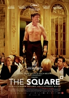 The Square - Spanish Movie Poster (xs thumbnail)