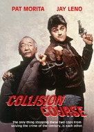 Collision Course - DVD cover (xs thumbnail)