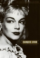 Casque d'or - DVD cover (xs thumbnail)