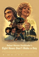 Acht Stunden sind kein Tag - Movie Poster (xs thumbnail)