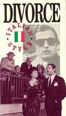 Divorzio all'italiana - VHS movie cover (xs thumbnail)