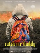 Catch Me Daddy - French Movie Poster (xs thumbnail)