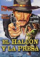 La resa dei conti - Spanish DVD cover (xs thumbnail)