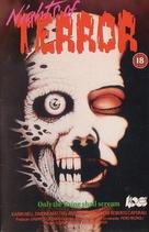 Le notti del terrore - British VHS cover (xs thumbnail)