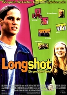 Longshot - German Movie Poster (xs thumbnail)