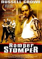 Romper Stomper - French Movie Cover (xs thumbnail)