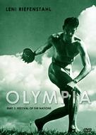 Olympia 1. Teil - Fest der Völker - Movie Cover (xs thumbnail)