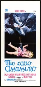 Mio caro assassino - Italian Movie Poster (xs thumbnail)