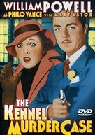 The Kennel Murder Case - Movie Cover (xs thumbnail)