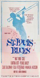 St. Louis Blues - Movie Poster (xs thumbnail)