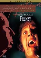 Frenzy - DVD movie cover (xs thumbnail)