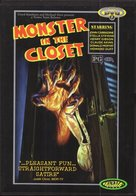 Monster in the Closet - Australian DVD cover (xs thumbnail)