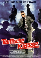 Dangerously Close - German Movie Poster (xs thumbnail)