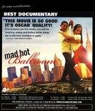 Mad Hot Ballroom - poster (xs thumbnail)