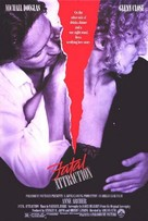 Fatal Attraction - Movie Poster (xs thumbnail)