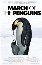 March Of The Penguins - Theatrical poster (xs thumbnail)