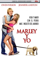 Marley & Me - Argentinian Movie Cover (xs thumbnail)