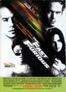 The Fast and the Furious - Movie Poster (xs thumbnail)