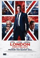 London Has Fallen - South African Movie Poster (xs thumbnail)