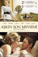 The Last Station - Turkish Movie Poster (xs thumbnail)