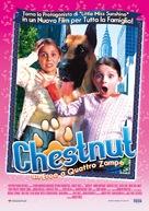 Chestnut: Hero of Central Park - Italian poster (xs thumbnail)