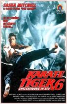Kickboxer 3: The Art of War - German VHS cover (xs thumbnail)