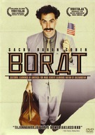 Borat: Cultural Learnings of America for Make Benefit Glorious Nation of Kazakhstan - Finnish DVD cover (xs thumbnail)