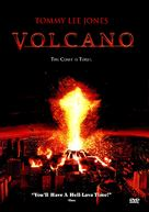 Volcano - DVD movie cover (xs thumbnail)