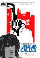 Mean Streets - Spanish Movie Poster (xs thumbnail)