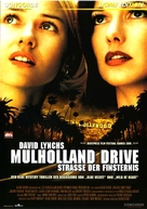 Mulholland Dr. - German Movie Poster (xs thumbnail)
