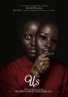 Us - Finnish Movie Poster (xs thumbnail)