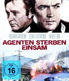 Where Eagles Dare - German DVD cover (xs thumbnail)