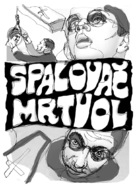 Spalovac mrtvol - Czech poster (xs thumbnail)
