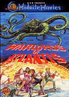 Warlords of Atlantis - DVD cover (xs thumbnail)