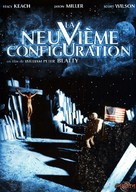 The Ninth Configuration - French DVD movie cover (xs thumbnail)