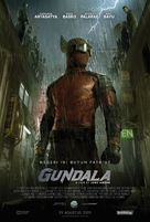 Gundala - Indonesian Movie Poster (xs thumbnail)