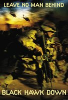 Black Hawk Down - Movie Cover (xs thumbnail)